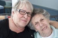 Altenhilfe; Quelle: Badischer Landesverein für Innere Mission